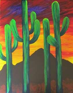Camelback Cacti