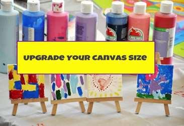 Canvas Upgrade