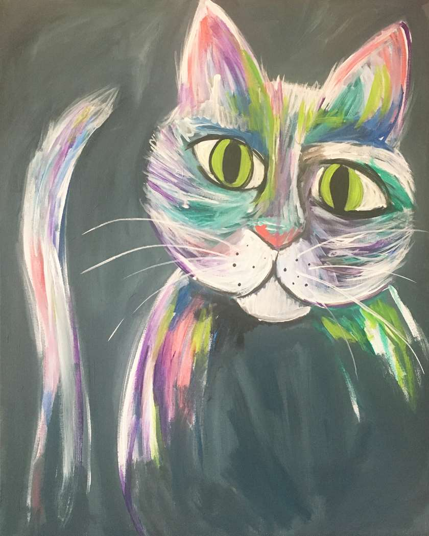 Captivating Cat
