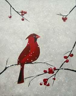 Cardinal Snow
