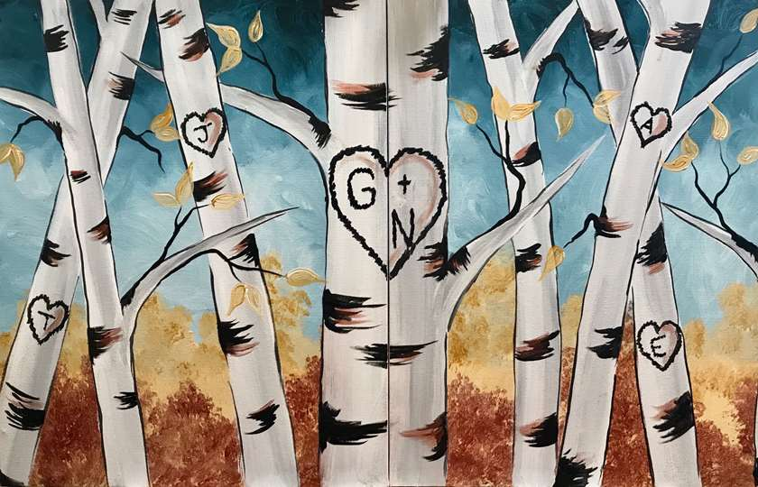 Carved in Love Date Night