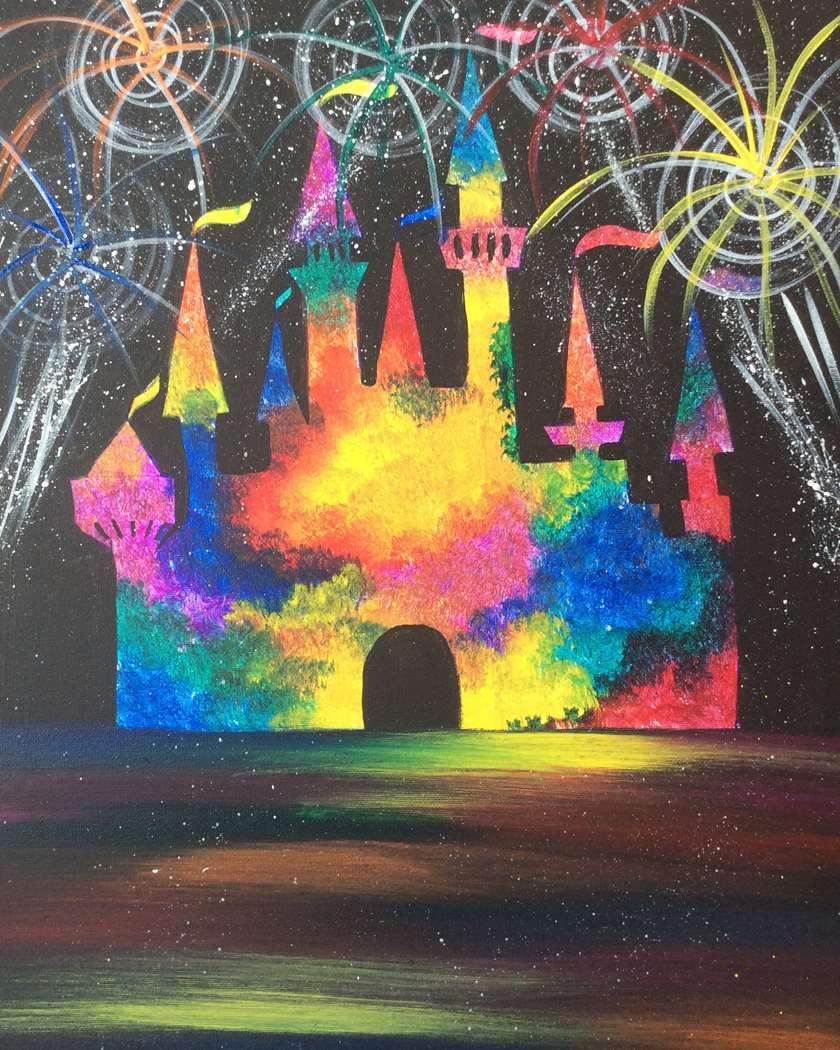 In Studio Event  - Castle Celebration