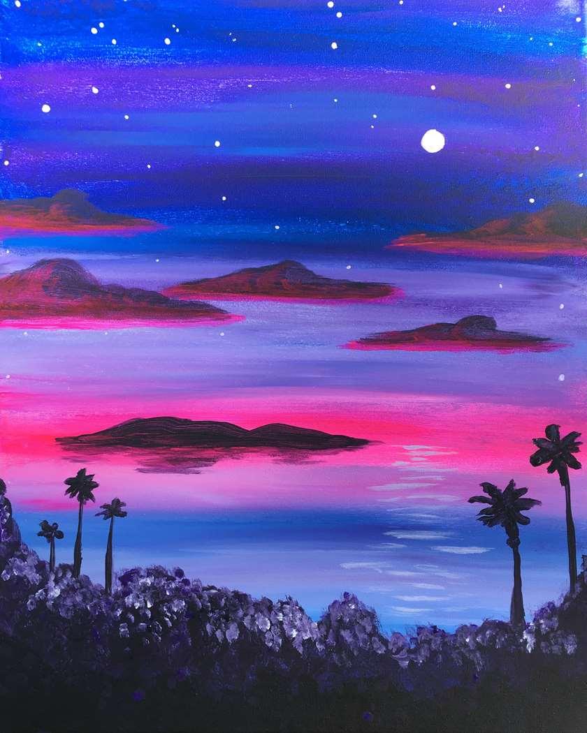Catalina Moonrise
