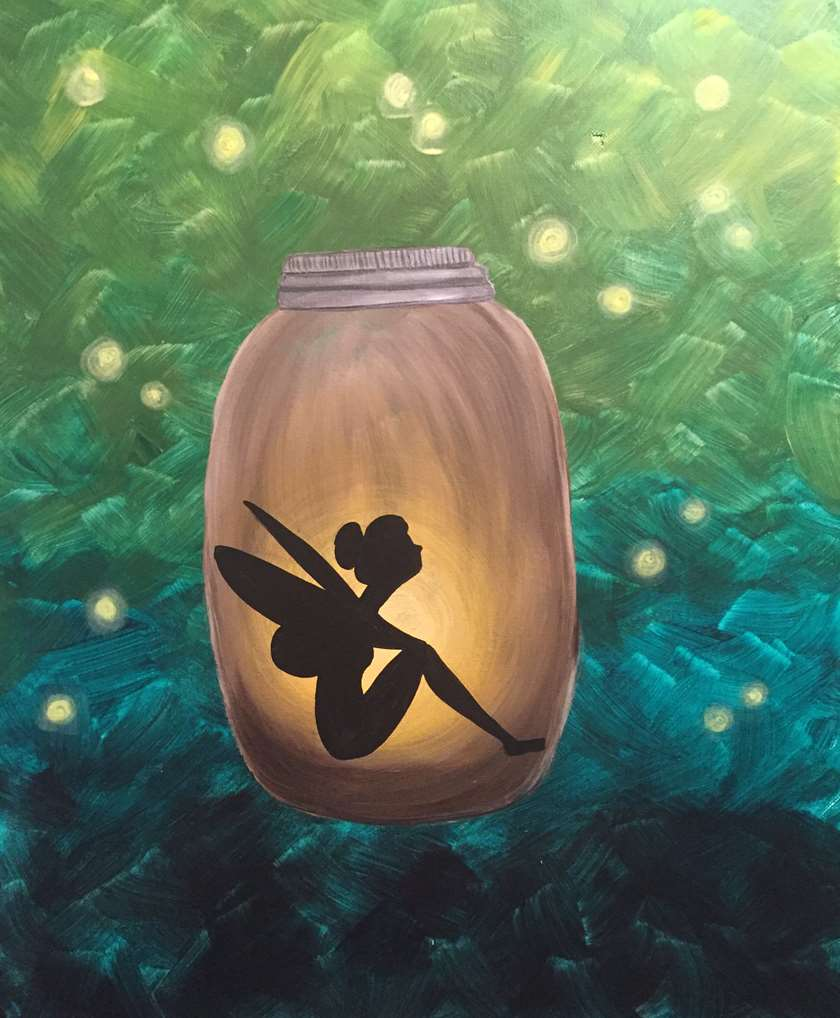 Catching Fairies - All Ages Welcome
