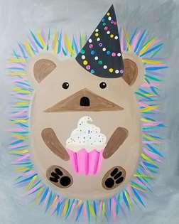 Celebration Hedgehog