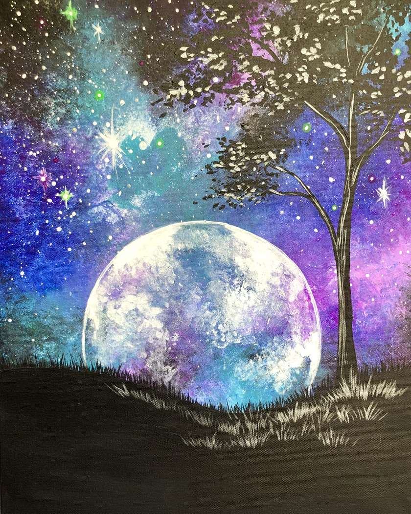 Celestial Evening - In Studio Event - Limited Seating Available
