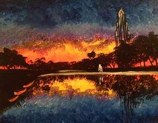 Centennial Sunset