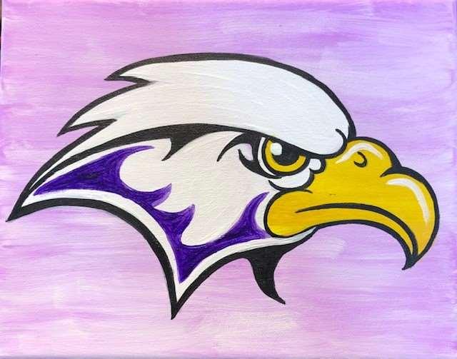 Charles F Patton Middle School Logo