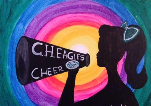 Cheer!