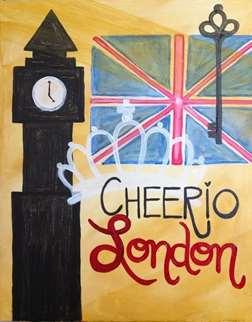 Cheerio London