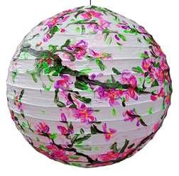 Cherry Blossom Paper Lantern
