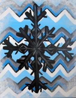Chevron Frost