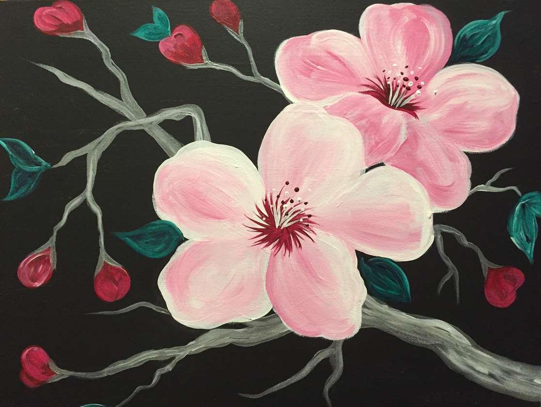Chic Cherry Blossom