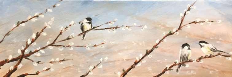 Chickadee Thicket