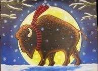 Chillin' Buffalo Style