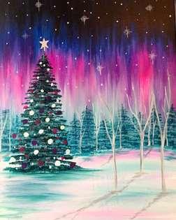 Christmas Aurora