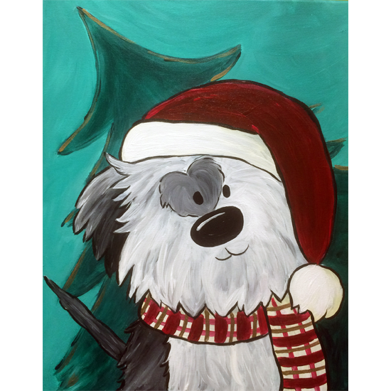 IN STUDIO CLASS: CHRISTMAS BANDIT - AGES 6+