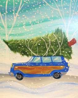 Christmas Wagon