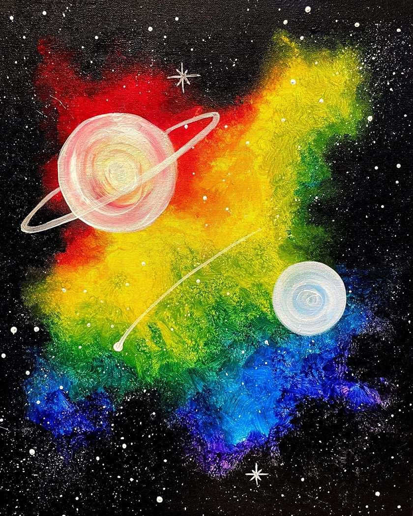 Chromatic Cosmos