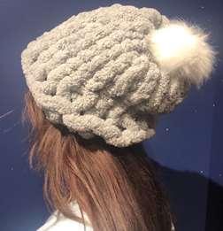 Chunky Knit Hat
