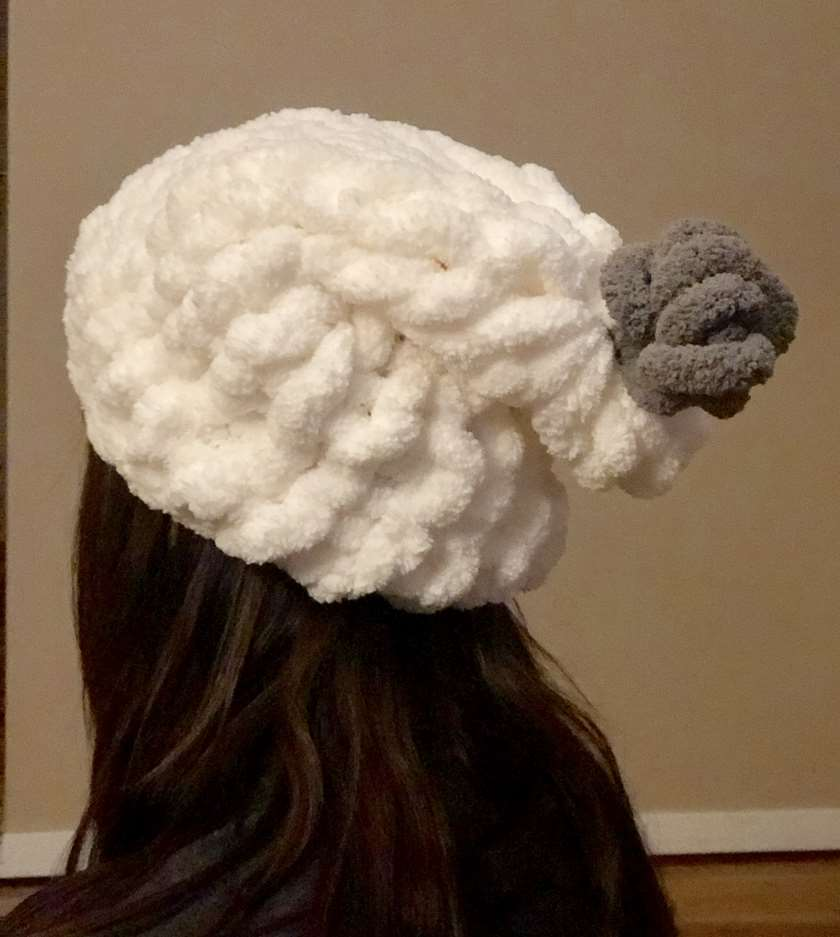 Chunky Knit Hat