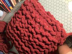 Chunky Knit Pillow Cover