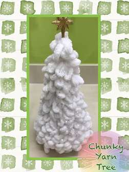 Chunky Yarn Tree!