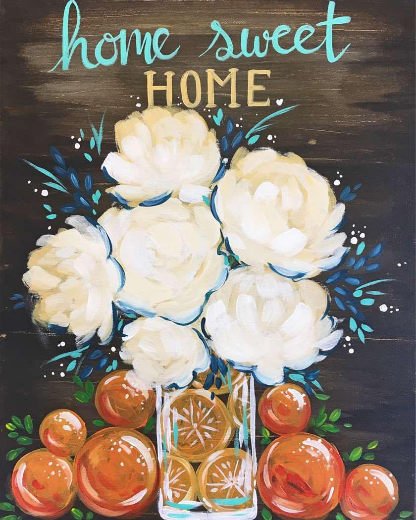 In Studio Event  - Citrus and Magnolias