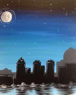 City After Dark