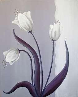 Classy Tulips
