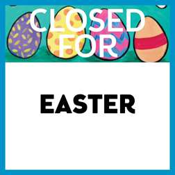 CLOSED -- Happy Easter!