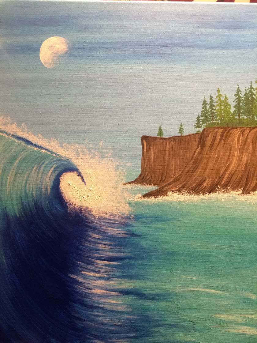 Coastal Waves