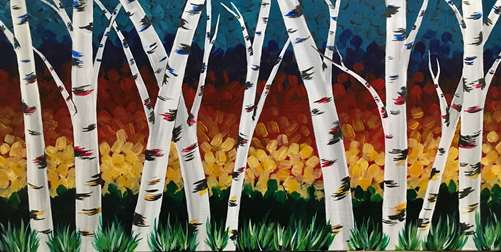 Color Aspens: Couples Collaborative