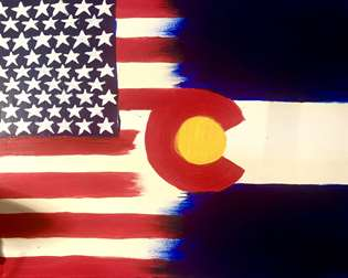 Colorado American Proud