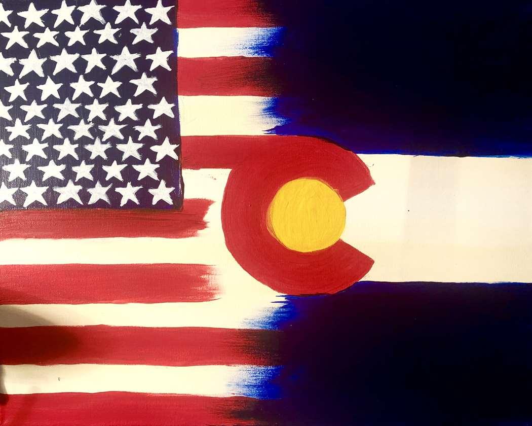 Colorado American Proud