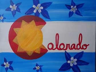 Colorado Columbine