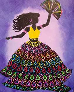 Colorful Dance