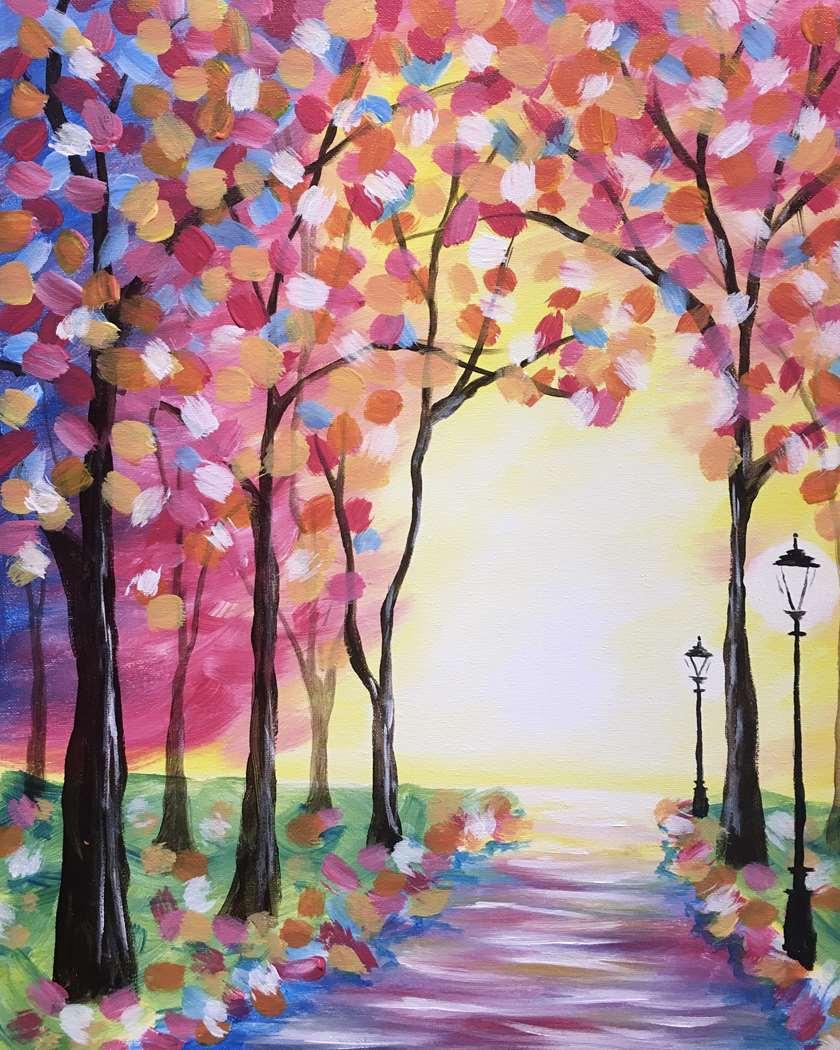 Colorful Path