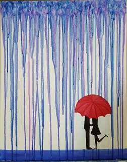 Colorful Rain