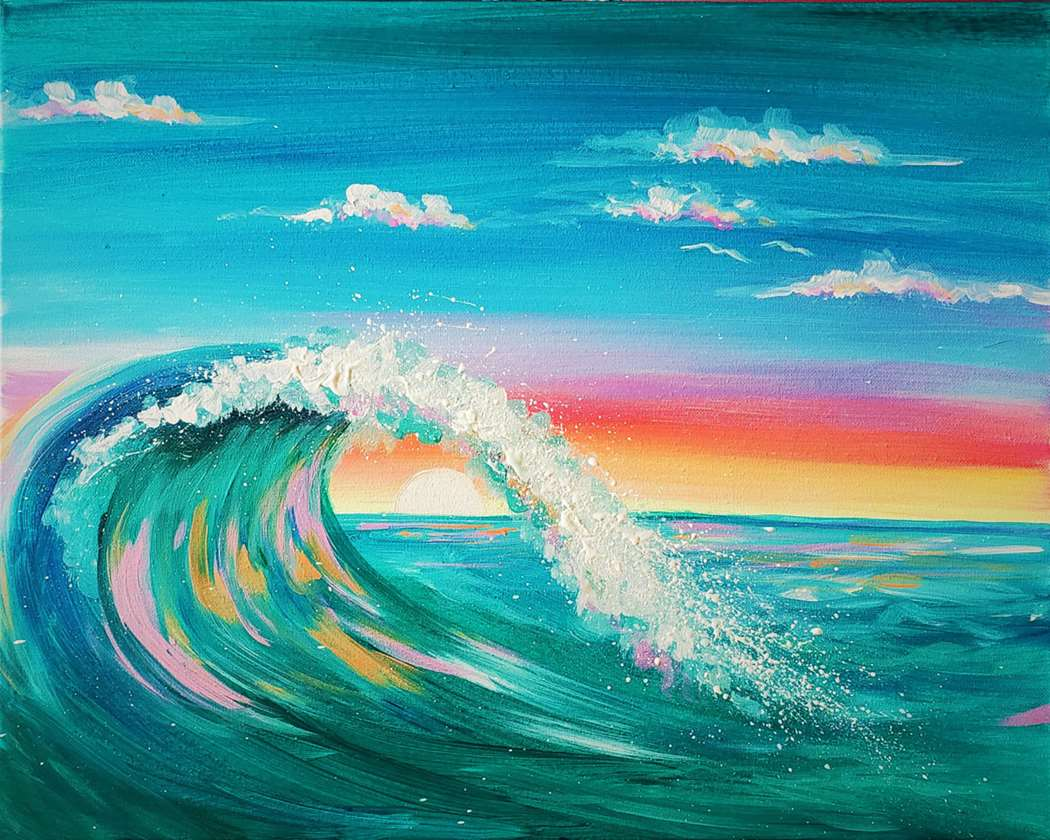 Colorful Wave