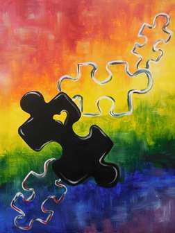 Colors of Autism