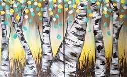 Confetti Forest (Date Night)