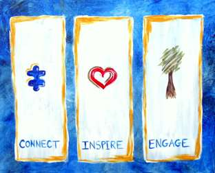 Connect Inspire Engage