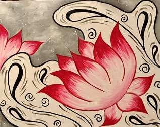 Contemporary Lotus