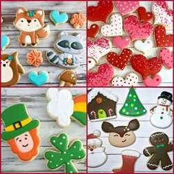 DIY Cookie Decorating Class