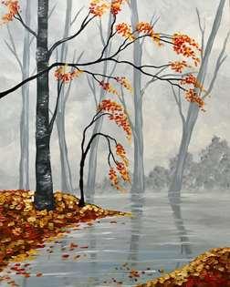 Cool Autumn Morning