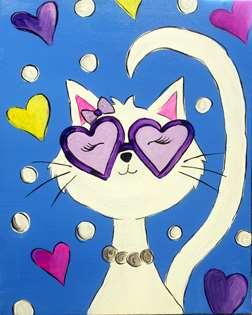 Cool Kitty Cat