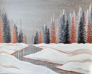 Copper Winter
