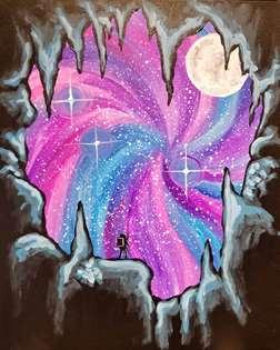 Cosmic Cave