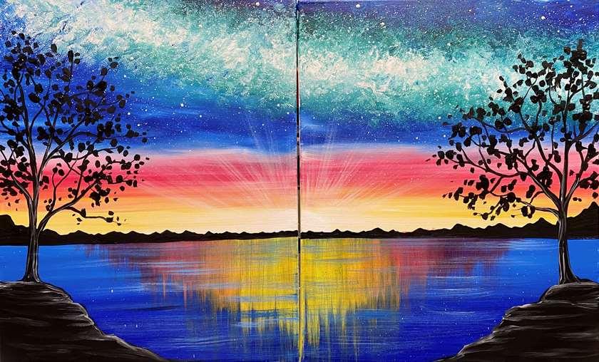 Cosmic Nightfall Date Night